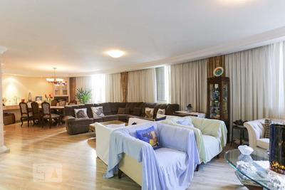 Apartamento No 9º Andar Mobiliado Com 5 Dormitórios E 4 Garagens - Id: 892891981 - 191981
