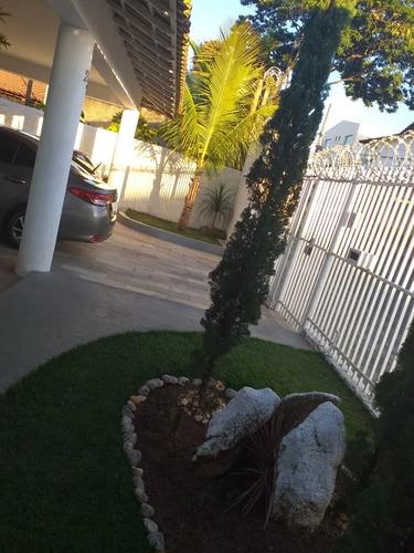 Casa Com 4 Quartos Para Comprar No Santa Amélia Em Belo Horizonte/mg - Gar11898