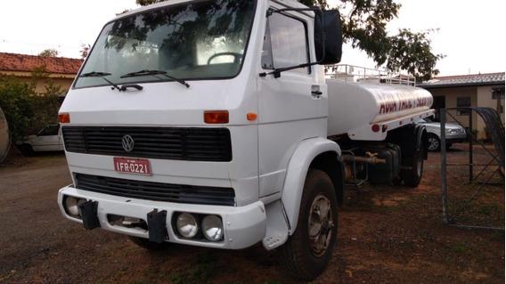 Caminhão Pipa Vw 13130 86 Tanque 8m³