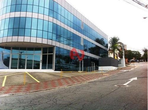 Prédio Comercial Para Locação,mono Usuario,  Centro De Apoio I (alphaville), Santana De Parnaíba. - Pr0939