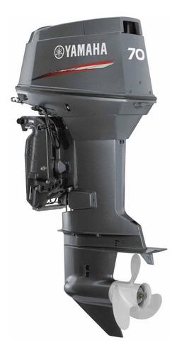Imagen 1 de 5 de Motor Yamaha 70 Hp Betol 2ta.electrico C.distancia Powertrim
