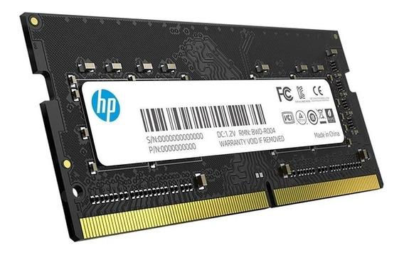 Memoria Ram Hp S1 16gb Ddr4 2666mhz Sodimm Notebook Laptop