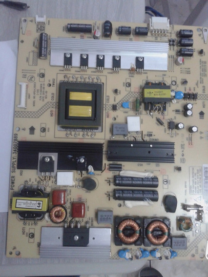 Placa Fonte Tv Sti Semp Toshiba Le4052l(a)