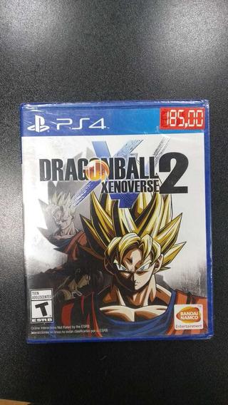 Dragon Ball Xenoverse 2 Ps4 (frete 18 Reais)