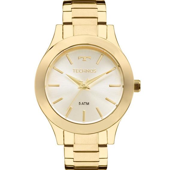 Relógio Technos 2035mkq/4x - Original Com Nota Fiscal