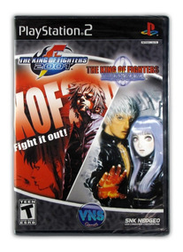 The King Of Fighters 2000 2001 - Americano - Lacrado