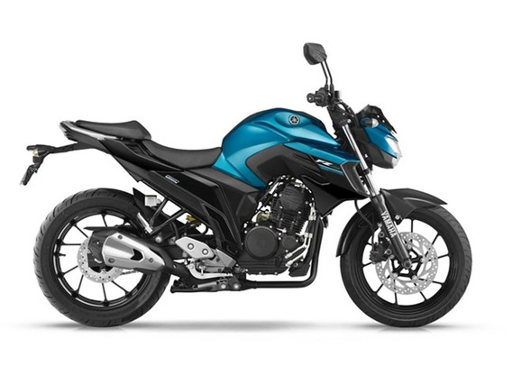 Yamaha Fz 25 0km 2020 Fazer Automoto Lanus