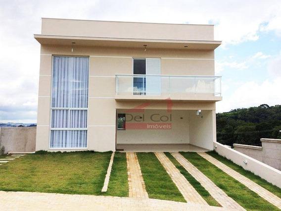 Casa Residencial À Venda, Portal De Bragança Horizonte, Bragança Paulista - Ca0044 - Ca0044