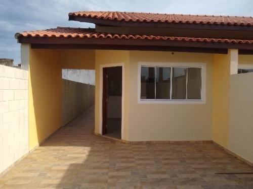 Imagem 1 de 7 de Casa Em Itanhaém 500 Metros Do Mar! - 6907 Lc