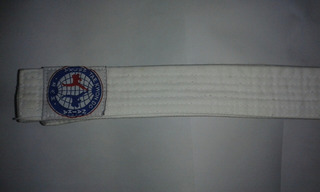 Faixa Branca De Taekwondo