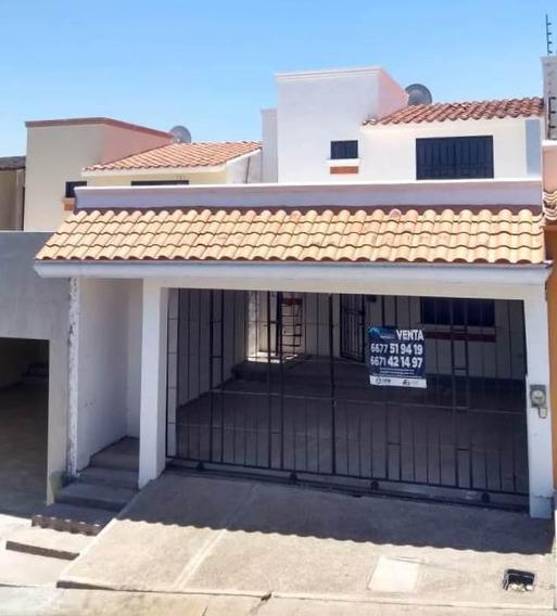 Casa En Venta Fracc. Los Almendros Culiacán, Sin $1