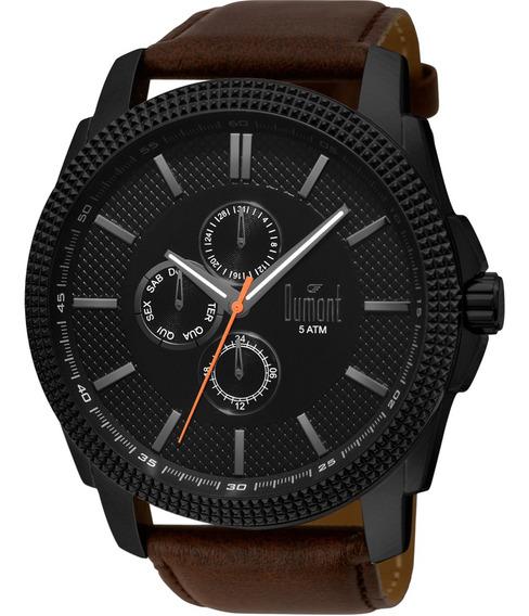 Relógio Masculino Dumont Original Com Garantia E Nfe