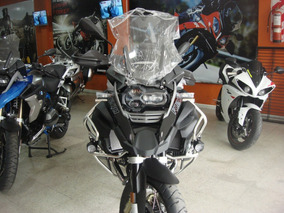 Bmw Gs 1200 Triple Black Adventure 2018 Okm Bansai Motos