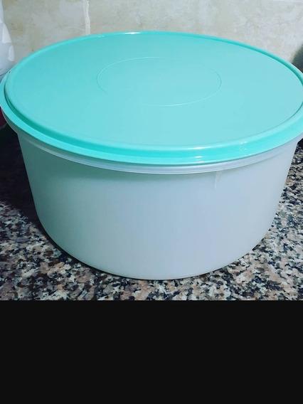 Tupperware Redondo Freezer De 10 Lt.