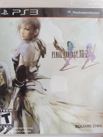 Final Fantasy Xlll-2 Mídia Física, A Pronta Entrega