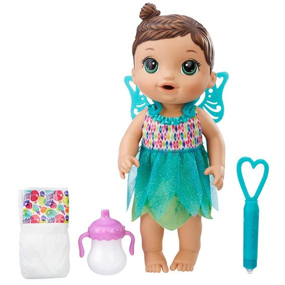 Boneca Baby Alive - Morena - Hora Da Festa - B9724 - Hasbro