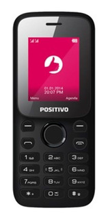 Celular Positivo P25 2chips Entrada Pra Cartão