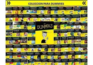 Libros Para Dummies Más De 62 Libros.
