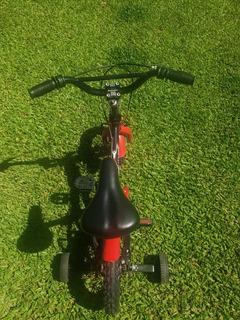 Bicicleta Niño Bmx Rodado 12
