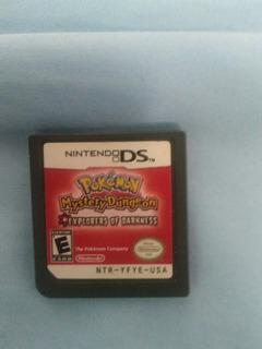Pokémon Mystery Dungeon Nintendo Ds