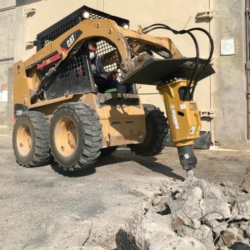 Martillo Hidráulico Hammer Sb250 Mini/retro