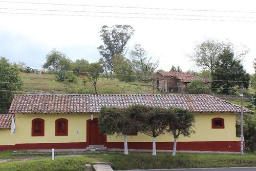 Venta De Terreno En Zacatlan Pueblo Magico, Ideal Para Rancho.