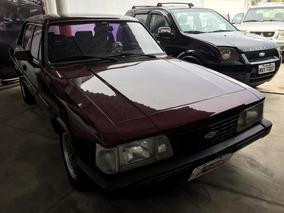 Chevrolet Gm Opala Comodoro Vermelho 1990