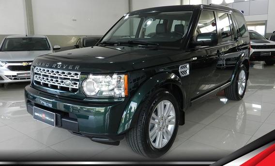 Land Rover Discovery 4 S Sdv6 4x4 Impecável Pneus Zero Top
