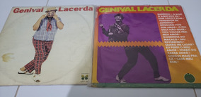 02 Lps Genival Lacerda - Frete Grátis