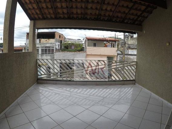 Sobrado Residencial À Venda, São Mateus, São Paulo. - So0275