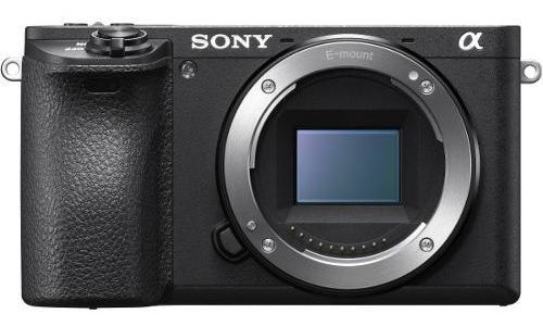 Câmera Sony A6500 Corpo Cmos De 24,2 Megapixels