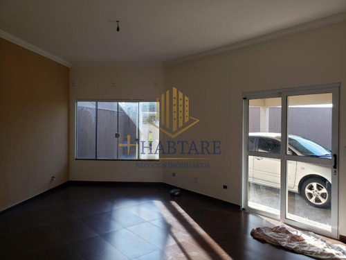 Casa Para Venda Em Nova Odessa, Jardim Maria Helena, 3 Dormitórios, 4 Banheiros, 3 Vagas - Casa 161_1-1519925