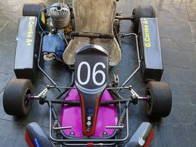 Kart Mini Com Motor 2t 28hp, Motor 0km