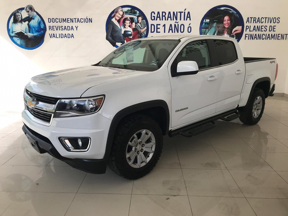 Chevrolet Colorado 3.6 Lt 4x4 At 2018