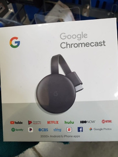 Chromecast Google.. Transforma Tu Tv En Smartv