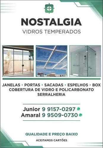 Imagem 1 de 1 de Empresa Especializada Em Vidros Temperados Pinhais Pr