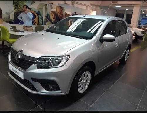 Renault Logan 1.6 16v Zen Entrega Inmediata Oferta Conta  Jl