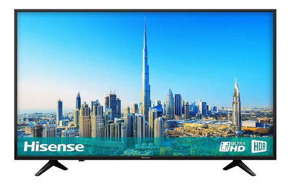 Nueva Smart Tv Pantalla Hisense Led 4k 50 Pulgadas Con Roku