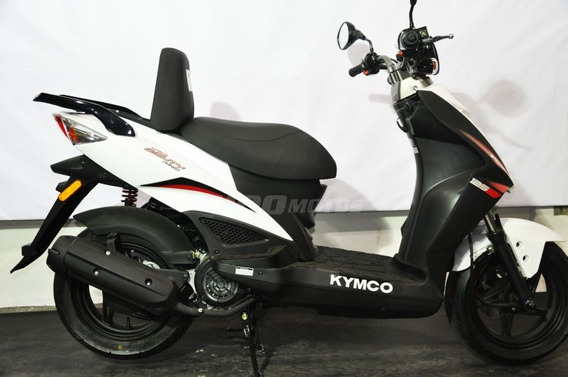 Kymco Agility 125 Rs Naked Scooter