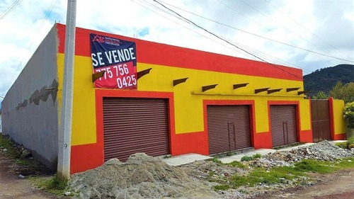 Propiedad Comercial En Venta O Renta, Tepeapulco Hidalgo Col 20 De Noviembre