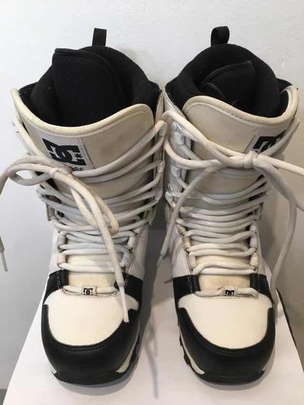 Botas Dc Shoes Snowbord Talla 5 Us / 37 Eur Nike adidas Puma