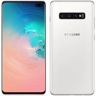 Samsung Galaxy S10+ Dual Sim 128 Gb Branco 6 Gb Ram Com Nfe