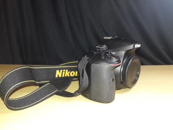 Nikon D5300 Semi Nova