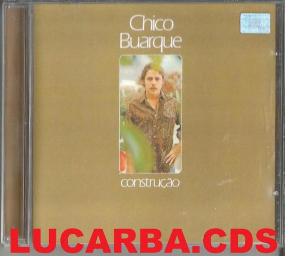 Cd - Chico Buarque - Construção - Do Box - Lacrado