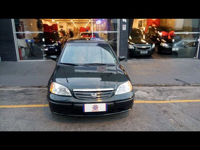 Honda Civic 1.7 Lx 16v 2002