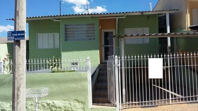Casa Residencial Para Locação, Vila Boa Esperança, Valinhos. - Ca0207