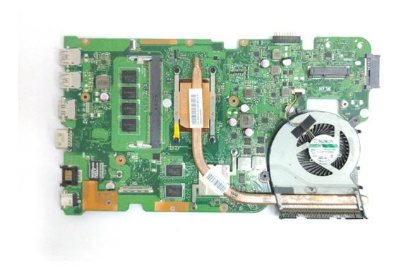 Placa Mãe Asus X555ld Processador Core I5 4gb