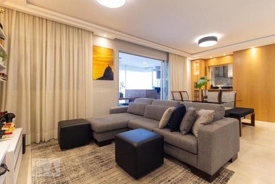 Apartamento Para Aluguel - Brooklin, 2 Quartos, 105 - 892913251