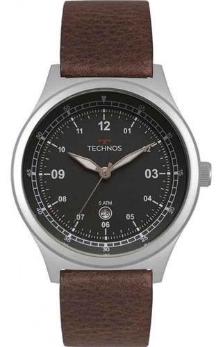 Relógio Technos Masculino Classic Steel 2115mra/0p