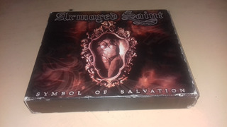 Armored Saint - Cd Symbol Of Salvation